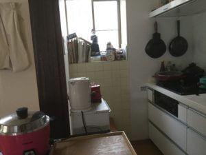 心地よい暮らし キッチンinリビング