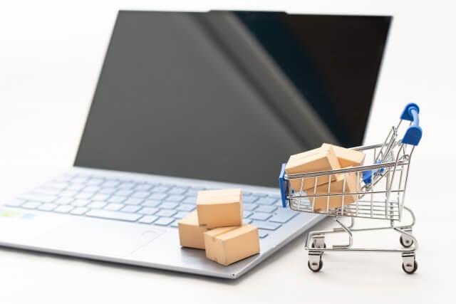 ネットでの買い物