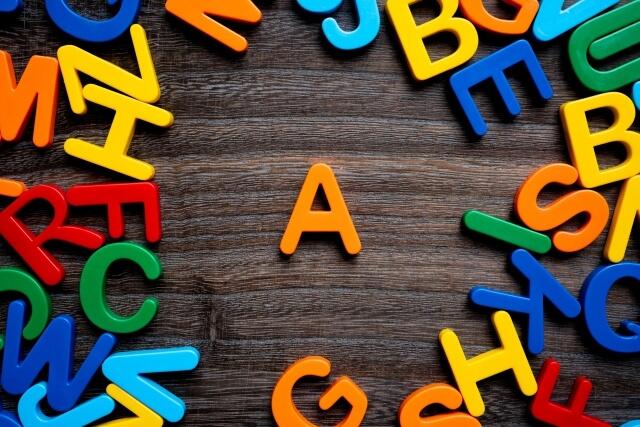 幼児学習 英語